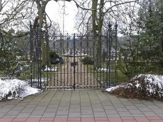 te restaureren hek Terborg